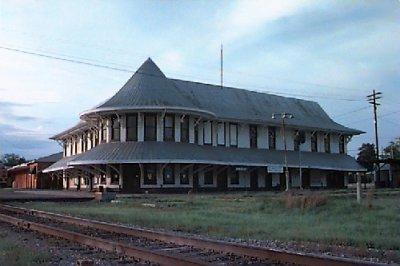 Hamlet Station